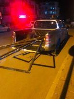 Afyon'da hırsızlık operasyonu! yakalandılar..