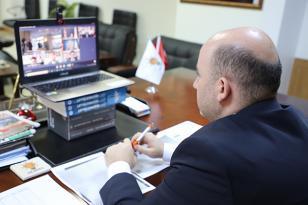 Başkan Sezen, Cumhurbaşkanı Erdoğan ile görüştü