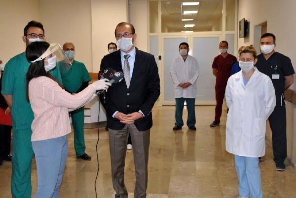 Koronavirüsü yenen 2 kişiden plazma bağışı