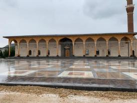 Afyon'da Cuma namazı hazırlıkları tamamlandı
