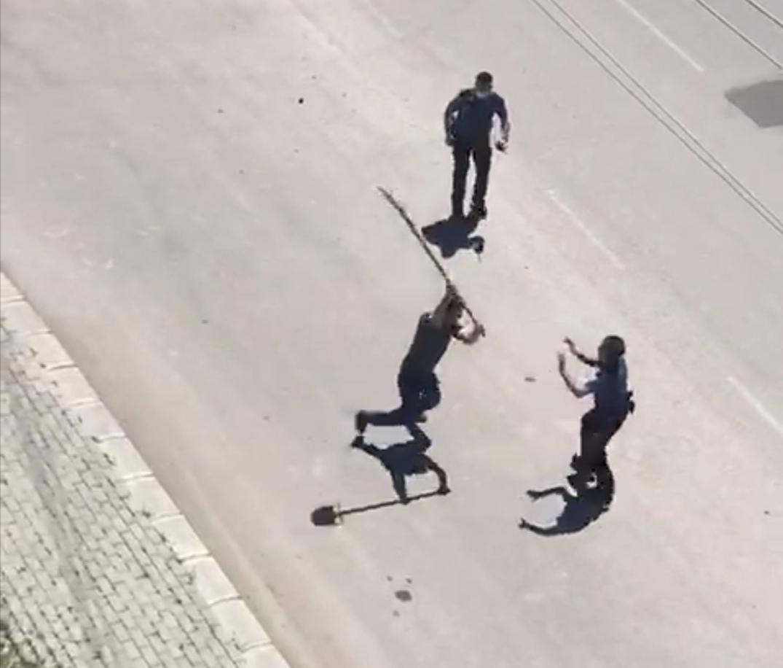 Saldırgan yakalandı