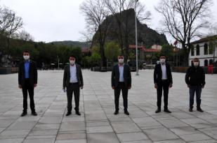 Afyonkarahisar'da Hak-İş ten 1 Mayıs açıklaması