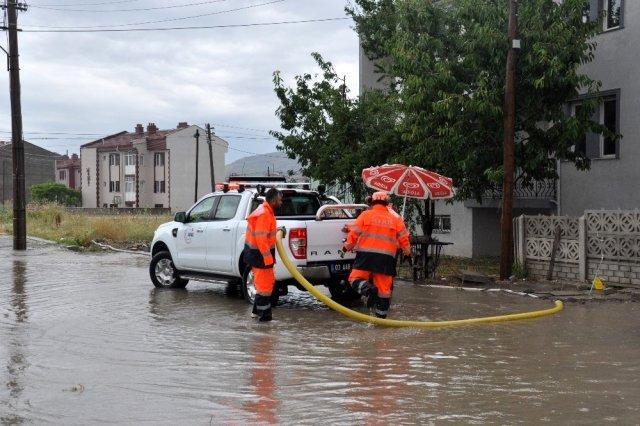 Meteoroloji yağışlara karşı uyardı
