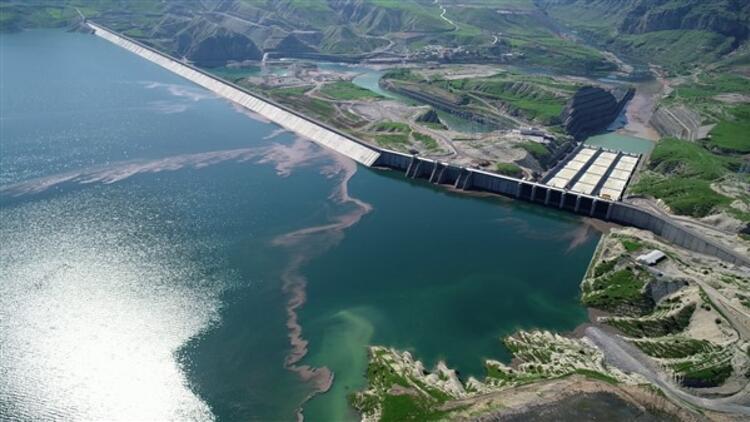 Veysel Eroğlu'nun adı Ilısu Barajı'na verildi