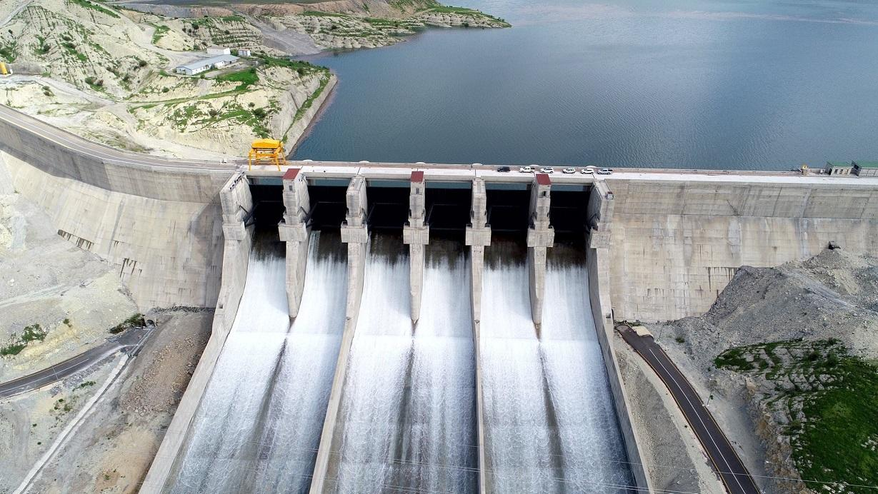 Veysel Eroğlu Barajı 412 milyon dolar katkı sağlayacak
