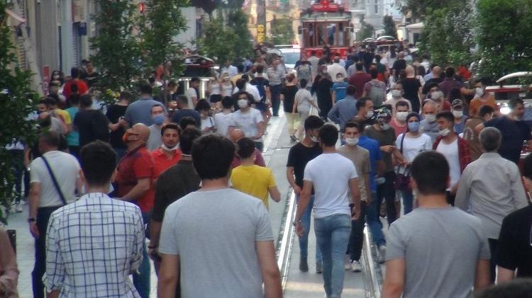 Bilim Kurulu Üyesi Özkan: Türkiye'de bağışıklık kazanma durumu binde 8