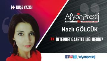 İnternet Gazeteciliği Nedir?