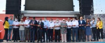 Projeler duayla açıldı