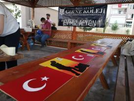 Girne Koleji 'Evimiz Afyon' Projesi'ne devam ediyor