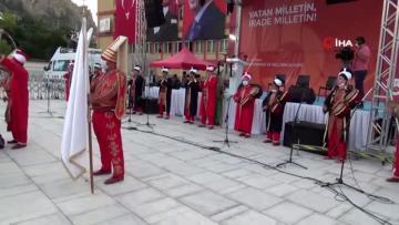 Afyonkarahisar da 15 Temmuz Zaferi etkinlikleri