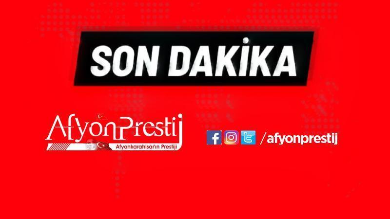 ŞEHİT ATEŞİ AFYONKARAHİSAR'A DÜŞTÜ