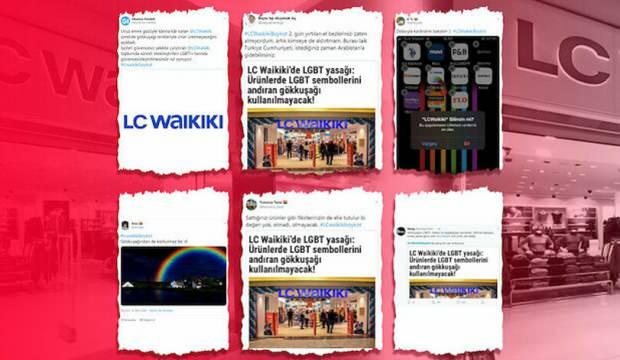 LCWaikiki 'Moda'ya uymadı: LGBT saldırılarına dik durdu