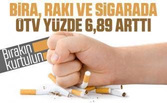 En ucuz sigara vergisi 9.75 TL oldu