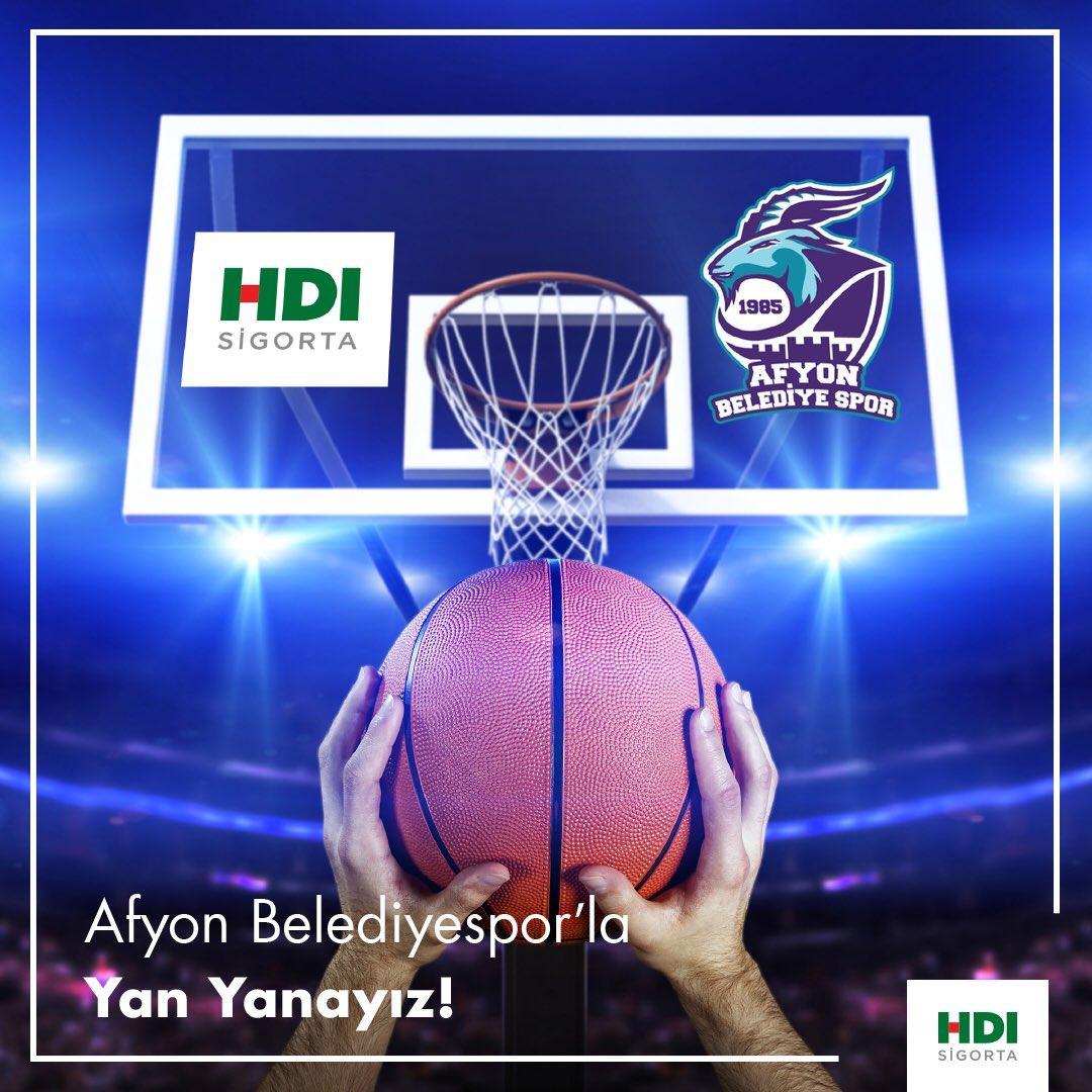 Afyon Belediyespor'a HDI Sigorta sponsor