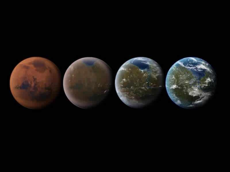 Elon Musk'tan Mars hakkında ilginç tweet