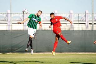Hazırlık maçı: Gaziantep FK: 3 – Denizlispor: 2