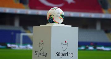 Süper Lig fikstürü çekildi