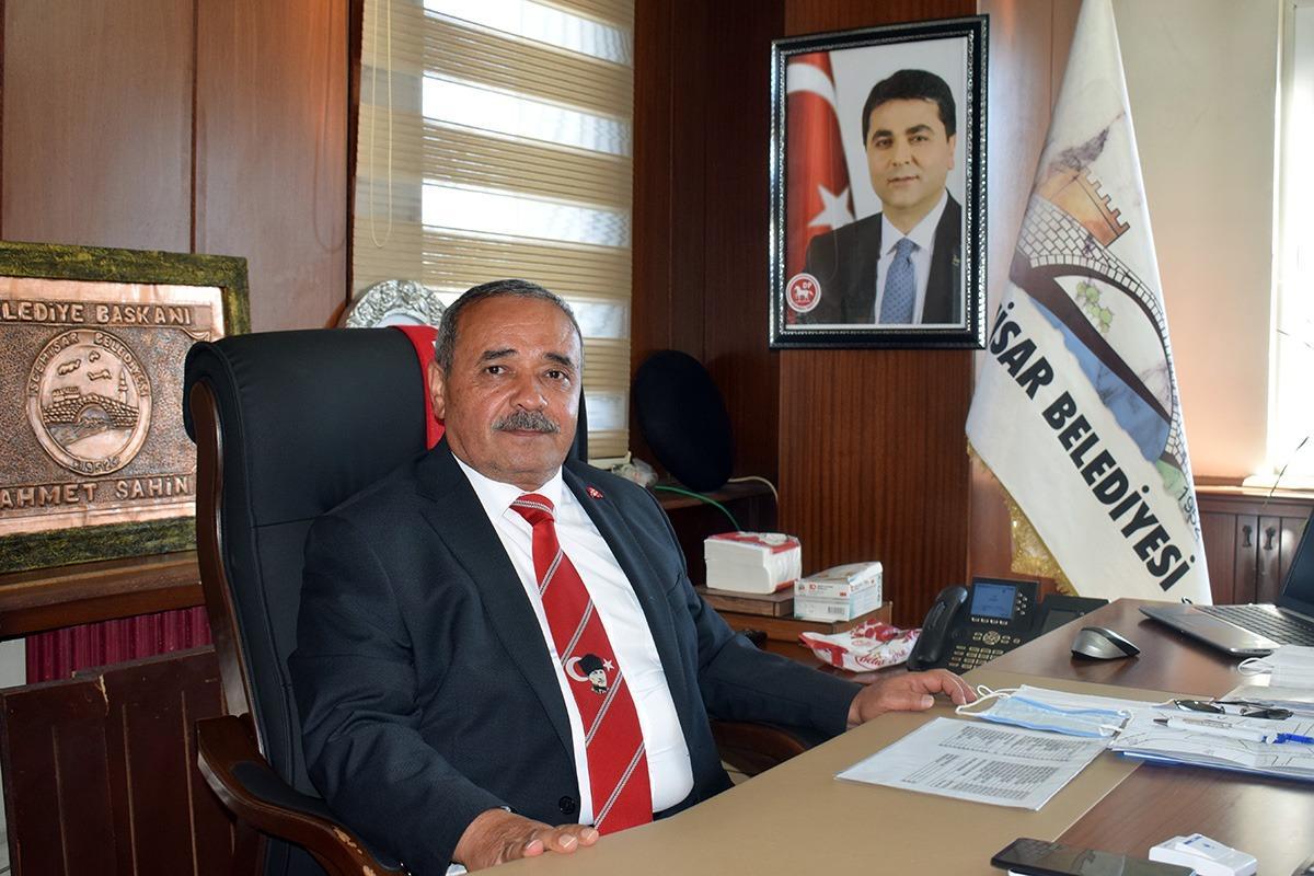 """BAŞKAN AHMET ŞAHİN, """"HERŞEYE RAĞMEN 13,5 MİLYON LİRALIK """"SUKAP"""" PROJEMİZ ONAYLANDI"""""""
