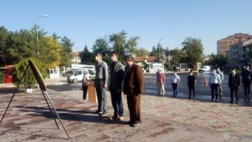Çay'da İlköğretim Haftası töreni