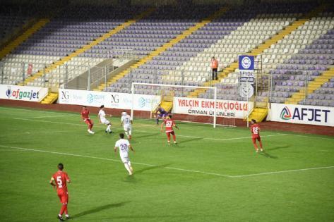 Afjet Afyonspor ilk maçında 3 puanı aldı