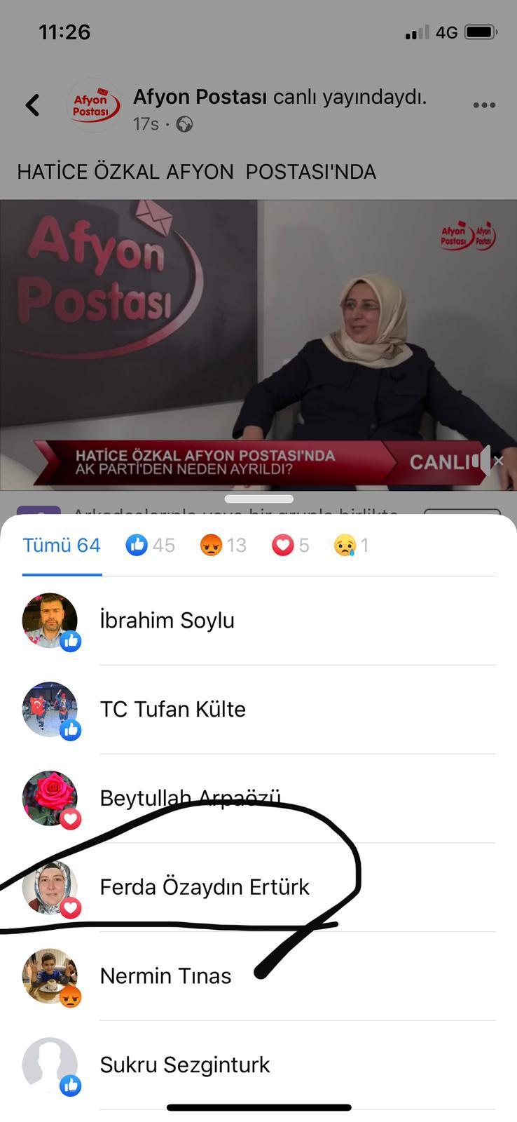 AK PARTİLİ ERTÜRK'TEN 'MUHTEŞEM' SKANDAL
