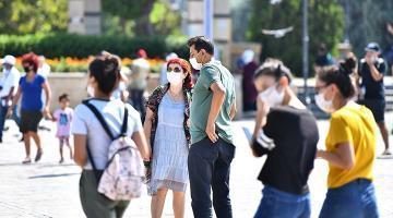 Ülke genelinde maske takmak zorunlu hale geldi