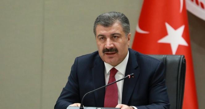 Türkiye'de son 24 saatte korona virüsten 67 kişi hayatını kaybetti